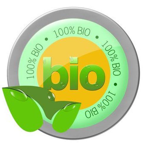 Tyroler Glückspilze Bio Label