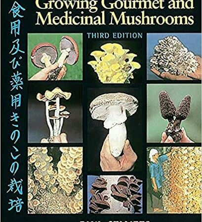 Growing Gourmet and Medicinal Mushrooms (Englisch)