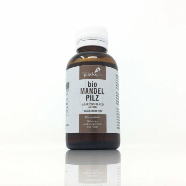 Mandelpilz (ABM) Flüssigextrakt BIO - Agaricus blazei Murril BIO Vollauszug 100ml